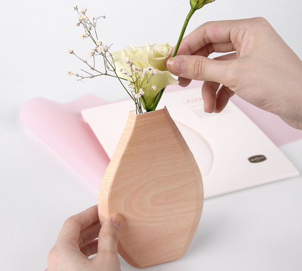 Jarron,papel,paper,vase,paperse,cauca,korea,corea,flores,flowers,plegar,fold,doblar