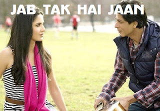 JAB TAK HAI JAAN ALL SONGS LYRICS 2012