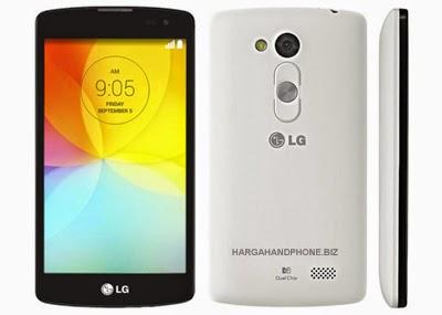 LG L Fino Dual
