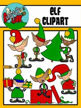 http://www.teacherspayteachers.com/Product/Elves-Christmas-Winter-Holiday-Clipart-Graphics-1545478