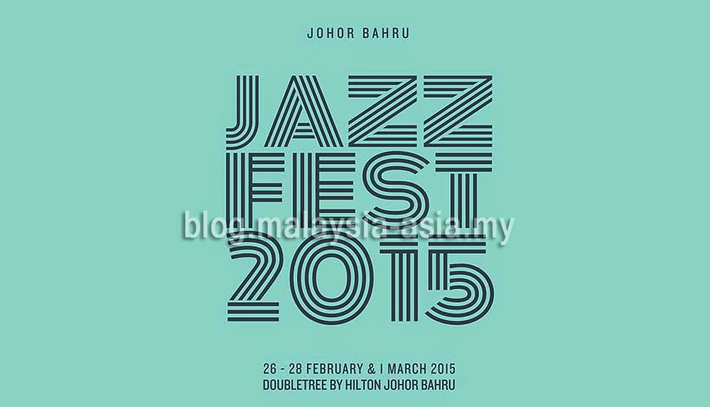Johor Jazz Festival 2015