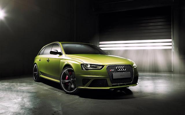 Latest Audi RS4 Avant 2015 Model