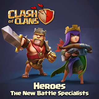 Game COC Clash of Clans Untuk PC/Laptop