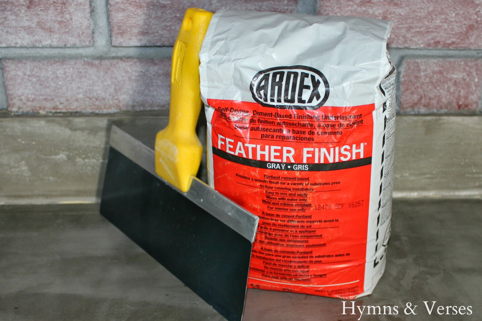 Ardex Feather Finish Counters