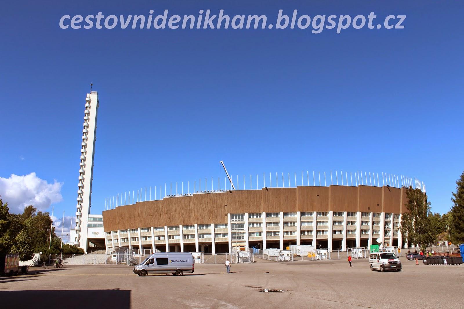 Olympic Stadium and Stadium Tower