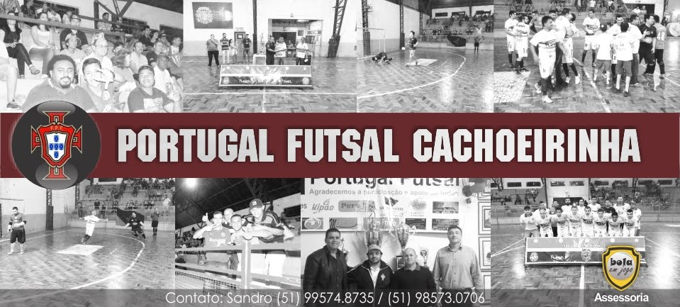 Portugal Futsal Cachoeirinha