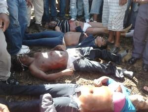 Suben a 20 los muertos por un naufragio en el noreste dominicano