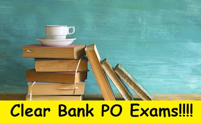 Clear Bank PO Exams in First Attempt
