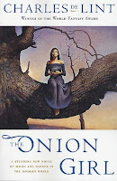 Cover of The Onion Girl by Charles de Lint