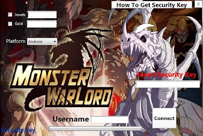 Monster Warlord Hack Tool