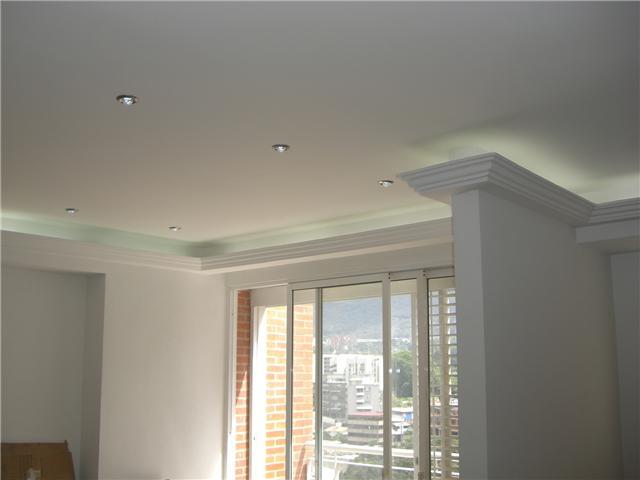 Trabajos en yeso y drywall remodelaciones en general - Luz indirecta techo ...