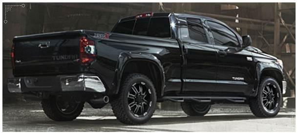 2016 Toyota Tundra XSP X Price