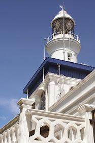 丹绒端灯塔 Tanjiong Tuan Light House Rumah Api Tanjiong Tuan 波德申好玩 波德申旅游 海角 拉查多战役 Battle of Cape Rachado