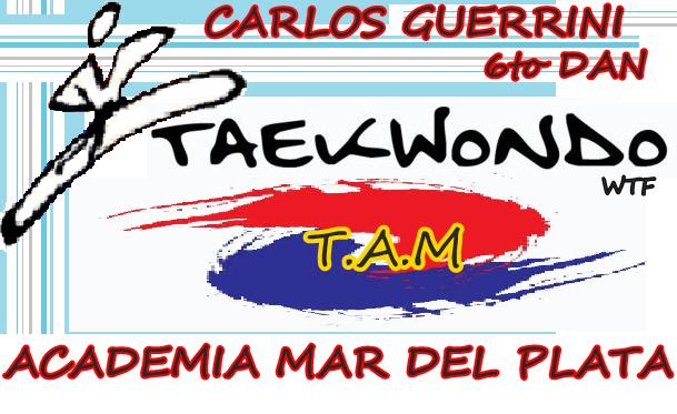 T.A.M  TAEKWONDO ACADEMIA MAR DEL PLATA
