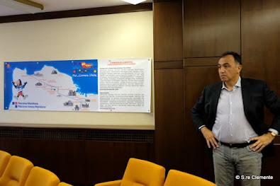 Totò Gebbia - Patron della Maratona di Palermo