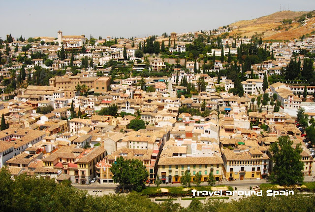 Travel around Spain - Granada, Spain's Muslim Jewel