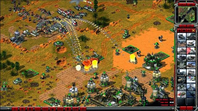Command and Conquer Red Alert 2 Screenshots