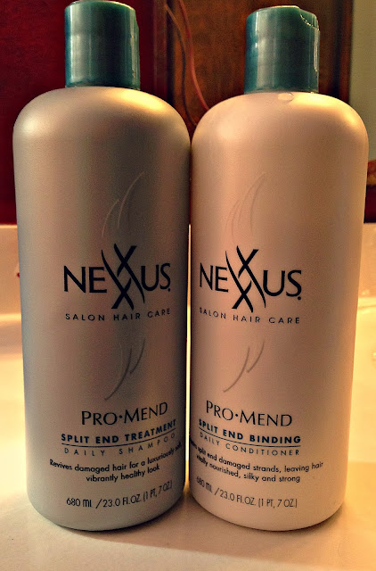 Blog Review for Nexxus Pro Mend