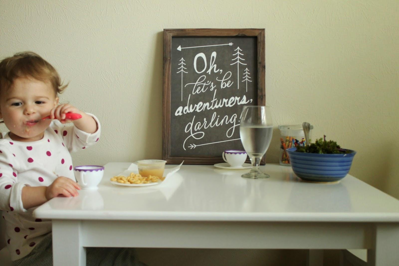 Snack sesh | bubblesandgold.com