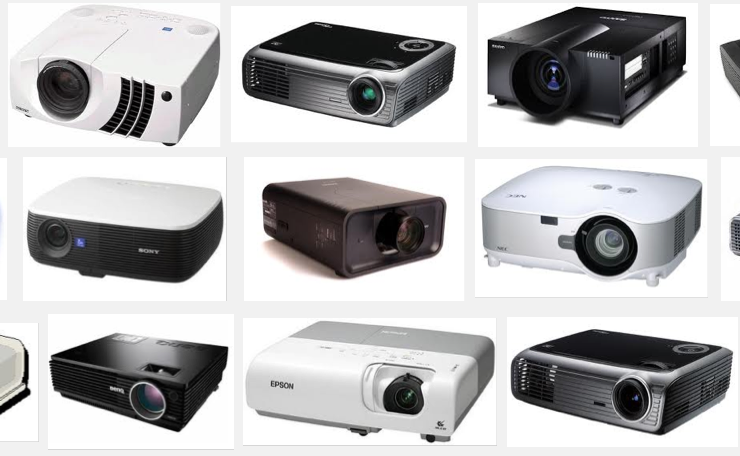 how to choose a screen for mac projector