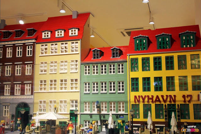 Copenhague - Boutique Lego