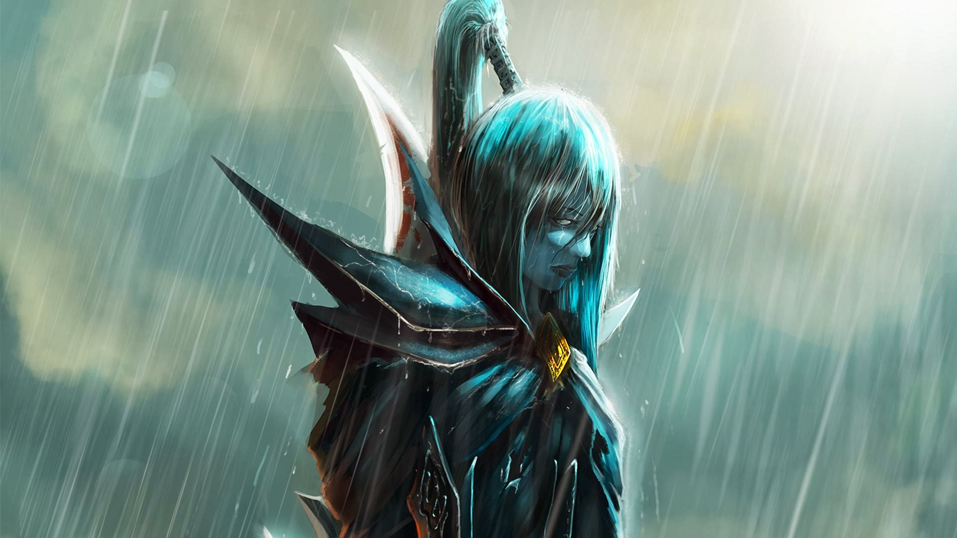 Mortred Phantom Assassin Dota 2 9c Wallpaper HD