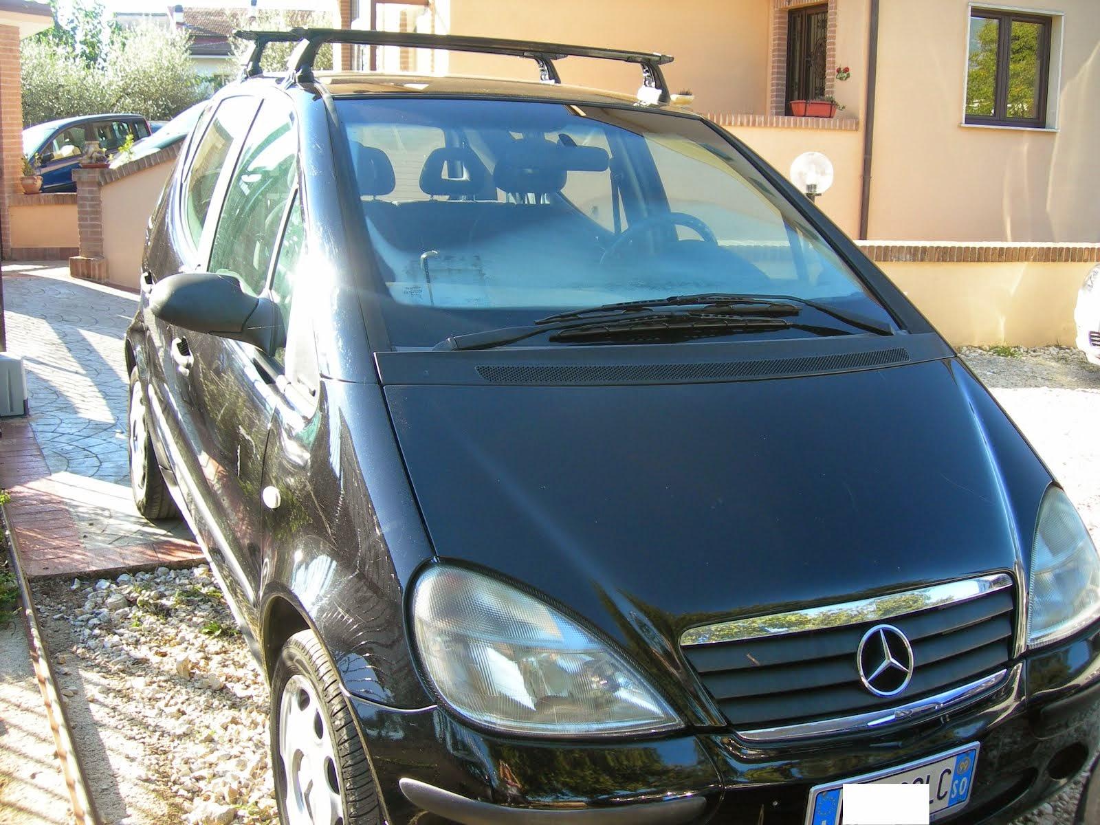 Mercedes Classe A170 cdi con frizione automatica Prezzo 2.500,00 Euro