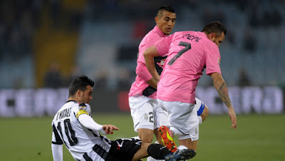 Udinese Juventus 0-0 highlights