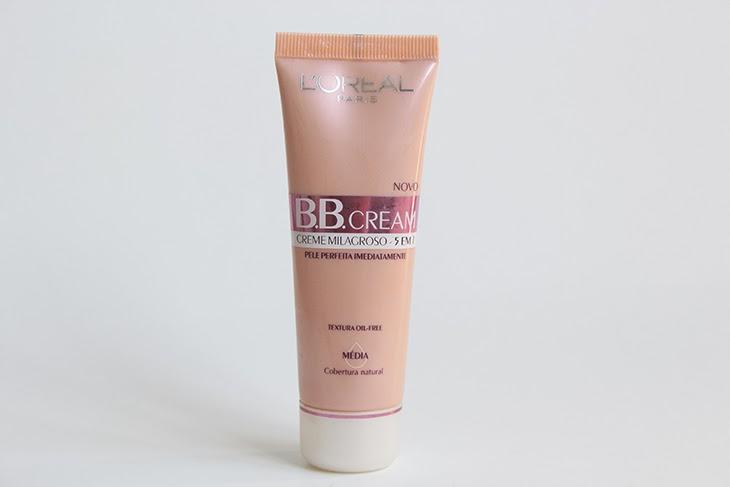 BB Cream Loreal Creme Milagroso
