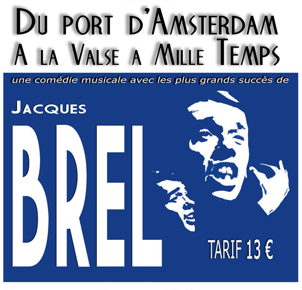 O canto do brel dany giordano - Jacques brel dans le port d amsterdam lyrics ...