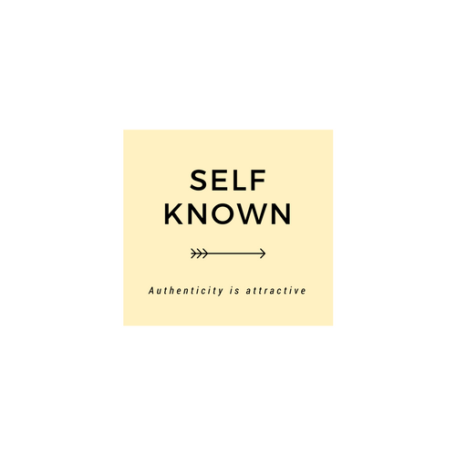 Self Known | Authenticity is attractive.