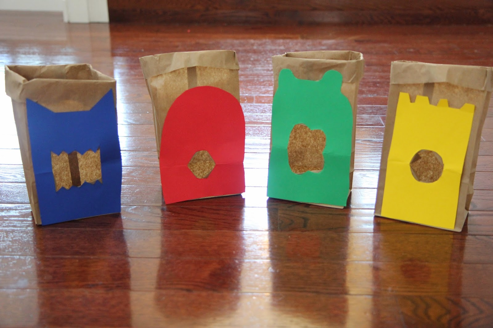 Paper bag activity - Materials Needed Brown Paper Bags Scissors Cardstock Markers Double Stick Tape Googly Eyes Lego Duplo And Regular Lego Bricks