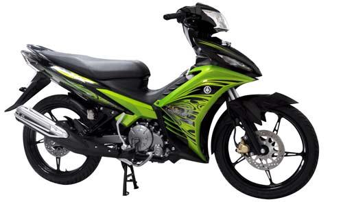 Spesifikasi New Yamaha Jupiter Mx  135lc