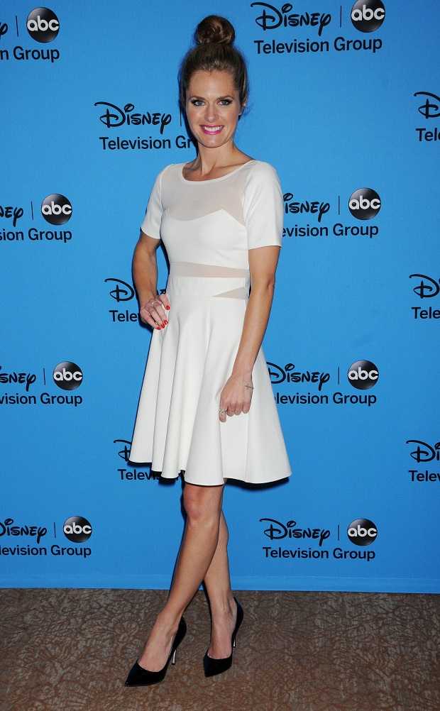 Maggie Lawson at the Disney & ABC's 2013 Summer TCA Party
