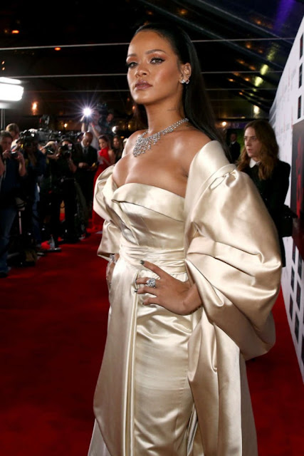 Rihanna – 2nd Annual Diamond Ball in Santa Monica