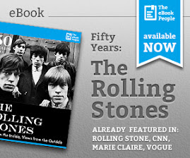 largest eBook ever published on The Rolling Stones