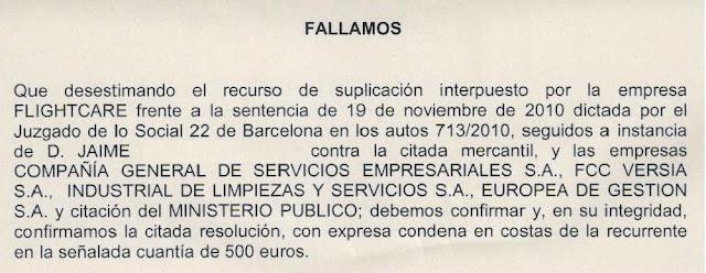 sentencia-cnt-fcc-represión-sindical-despido-nulo