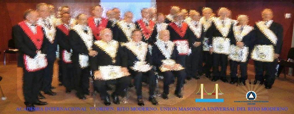 ACADEMIA Vº ORDEN DEL RITO MODERNO