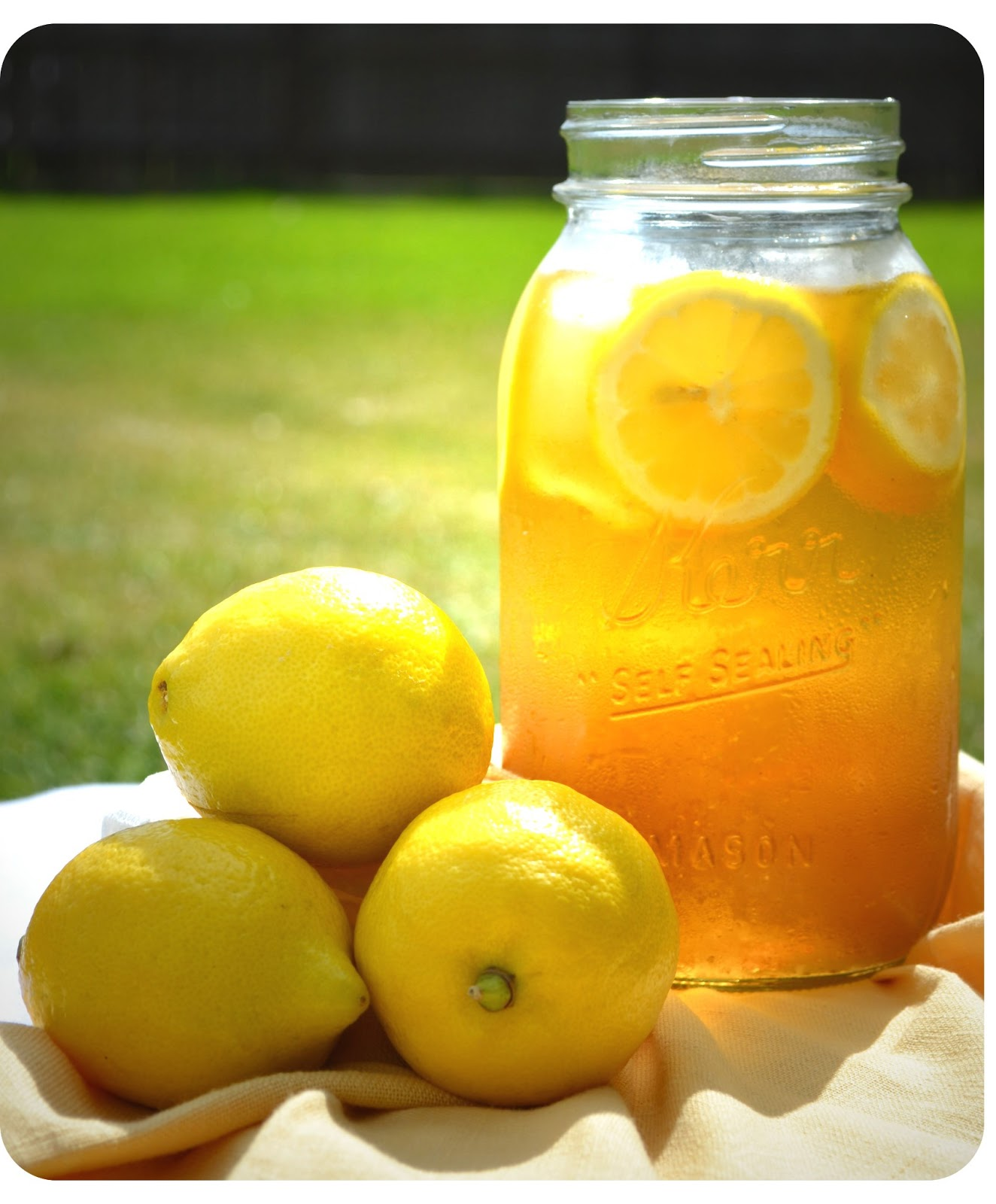 Sun Tea Recipes — Dishmaps
