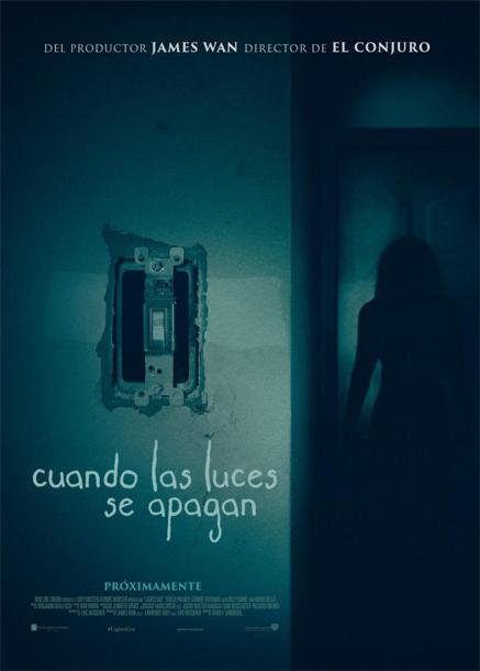 Cuando las Luces se Apagan (2016) Español Latino