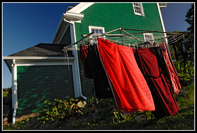 Nova Scotia; Laundry