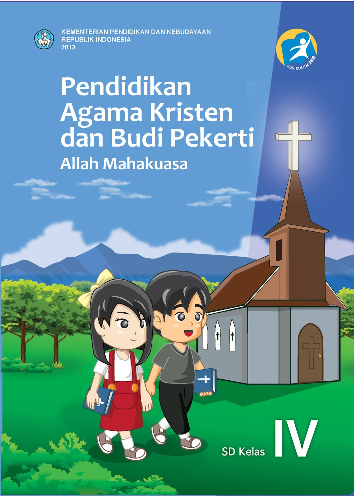 Download Buku Kelas 4 Sd Kurikulum 2013 Cangciment Teams