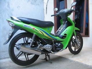 Daftar Harga Motor Kawasaki Blitz Bekas