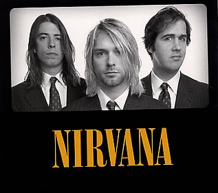 US Rock Band Nirvana