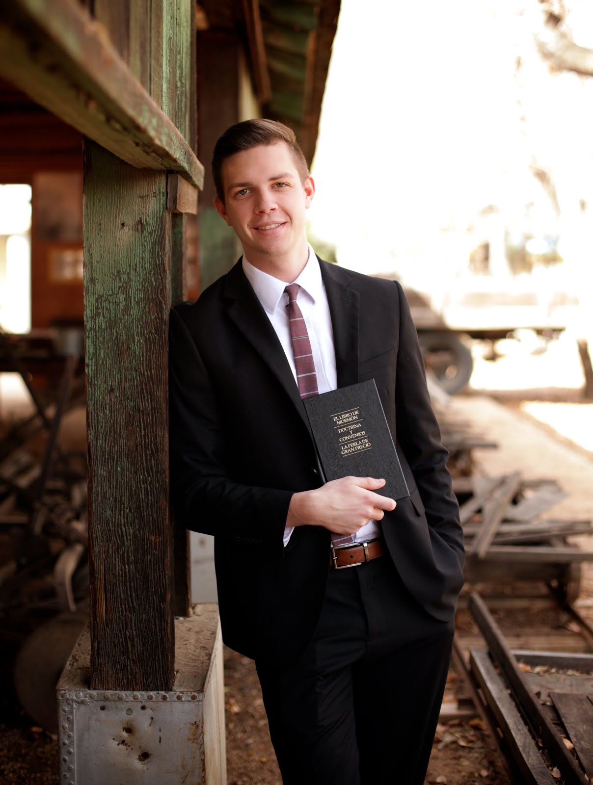 Elder Zack Walden