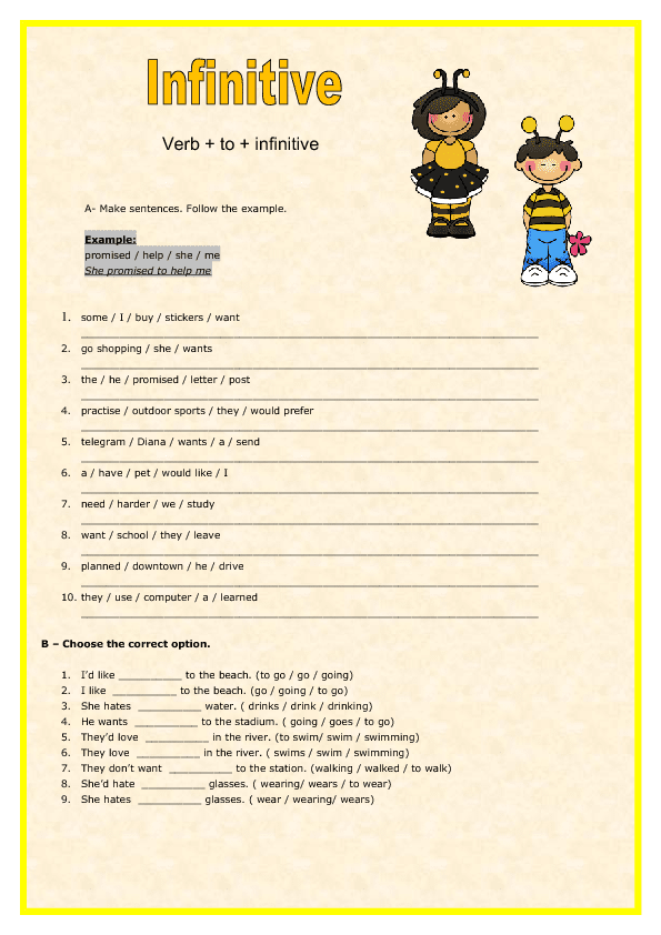 Grade 6 english worksheets printable