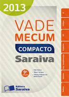 Vade Mecum Saraiva Compacto 2013