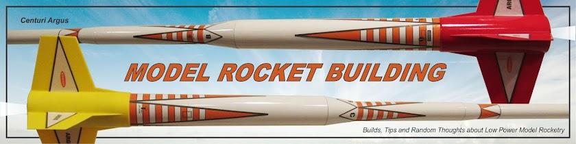 Model Rocket Building