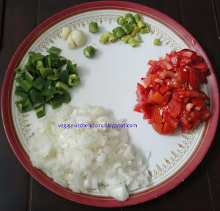 Baingan Bharta Ingredients