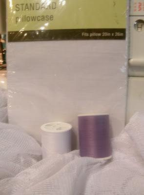 Wedding Hanky Bonnet Supplies